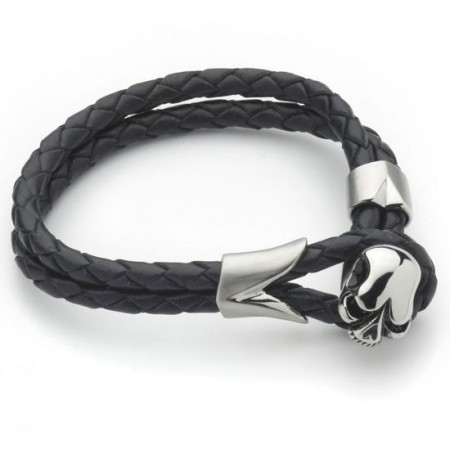 Aron brace leather & scull