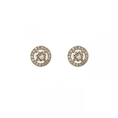 Miss Miranda earrings light silk
