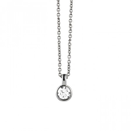 Dyrberg/Kern Ette necklace silver