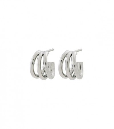 Edblad Echo earrings small silver