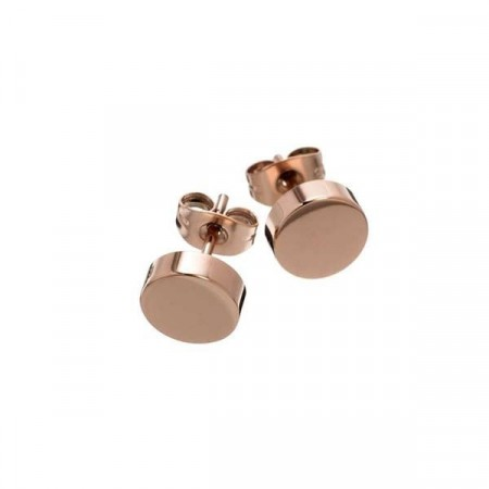 Dottie Studs Rose Gold
