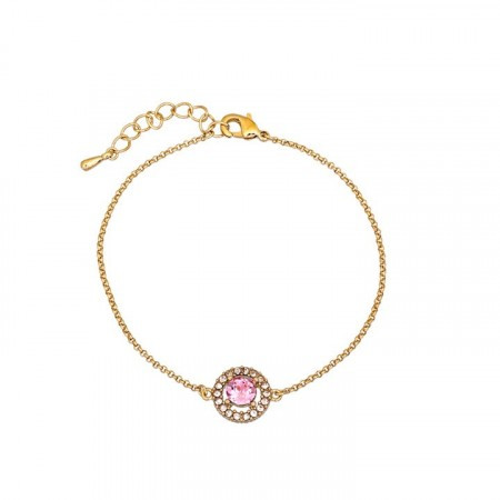 Miss Miranda bracelet light rose