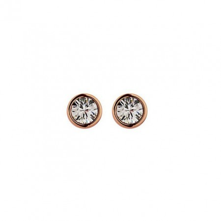 Dyrberg/Kern Noble earrings rose gold