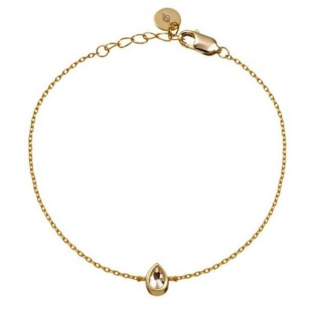 Little Drop Bracelet Gold