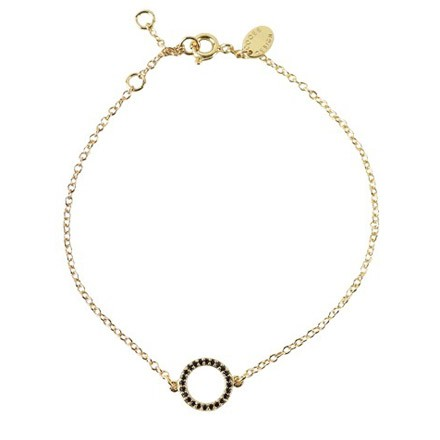 COOEE Circle Bracelet Gold Plated 18k