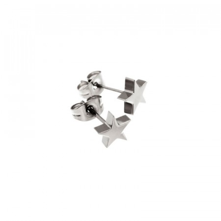 Star studs small steel