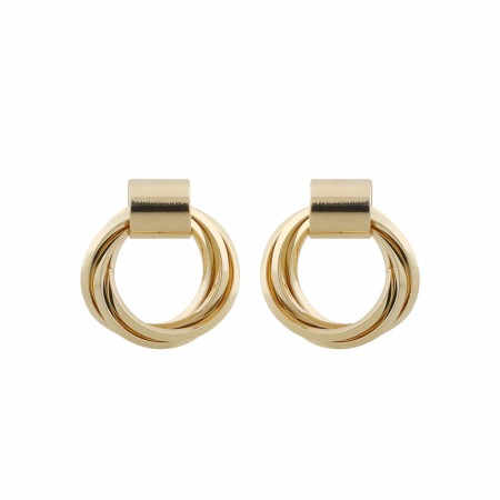 SNÖ Saint Tropez small earring gold