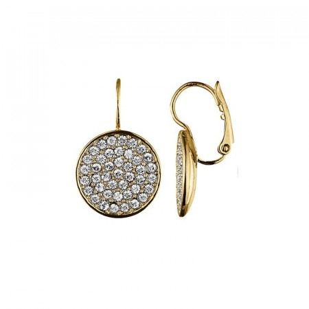 Dyrberg/Kern Desria earrings gold