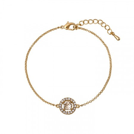 Miss Miranda bracelet light silk