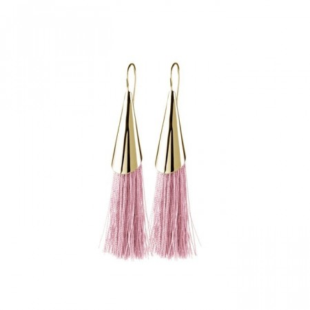 Dyrberg/Kern Cybill earrings light rose