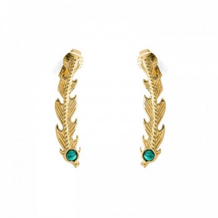 HIPANEMA earrings PHILA gold