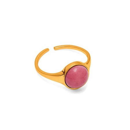 Fall ring heather/rosa